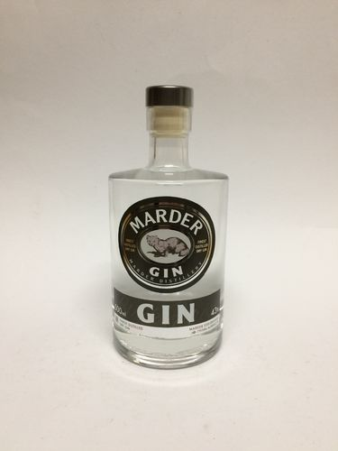 Marder - Finest Distilled Dry Gin - 43%