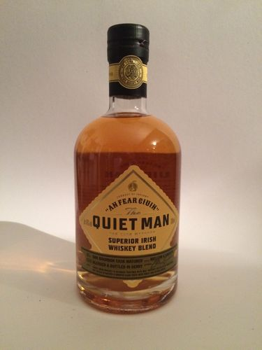 Quiet Man - Superior Irish Whisky