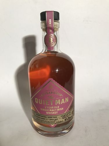 Quiet Man 8 - Single Malt Irish Whisky - Exclusive for Germany