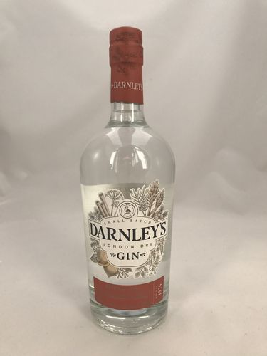 Darnley´s Spiced Gin 42,7%
