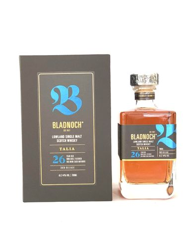 Bladnoch 26 - Talia - Red Wine Finish