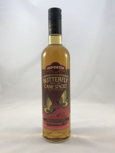 Butterfly Cane Spiced Rum