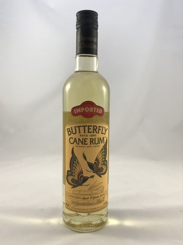 Butterfly Cane Rum