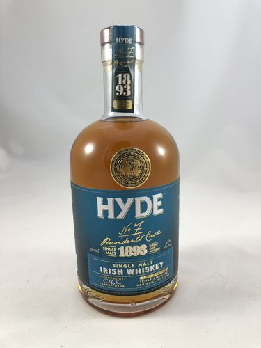 Hyde No. 7 - Presidents Cask Oloroso Sherry finsih, 46%