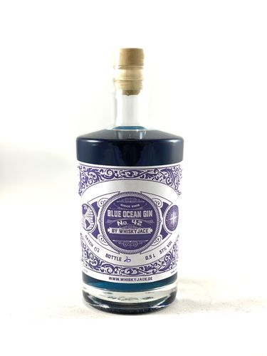 Blue Ocean Gin No. 42 by Whiskyjace, 57%