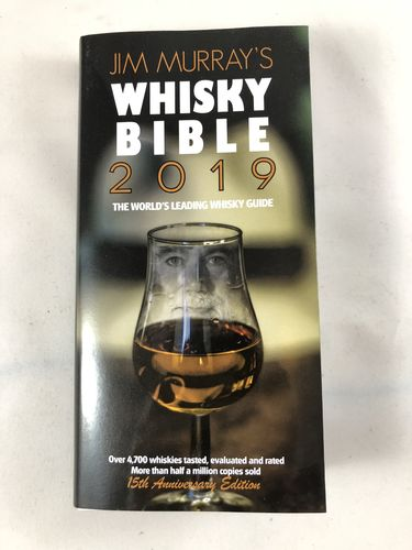 Jim Murray´s Whisky Bible 2019