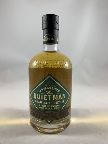 Quiet Man Imperial Stout Finish, 43%