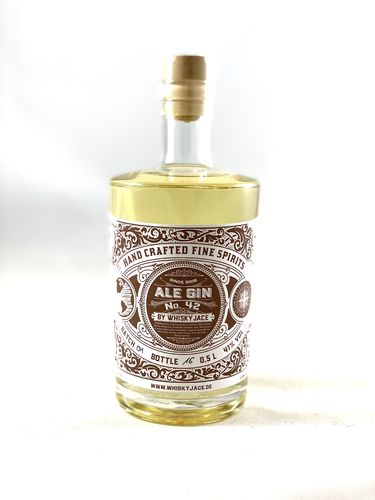 Ale Gin No. 42 by Whiskyjace, 41%