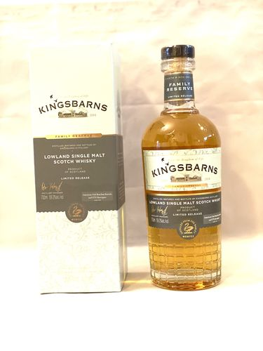 Kingsbarns Family Reserve 2020, 59,2%