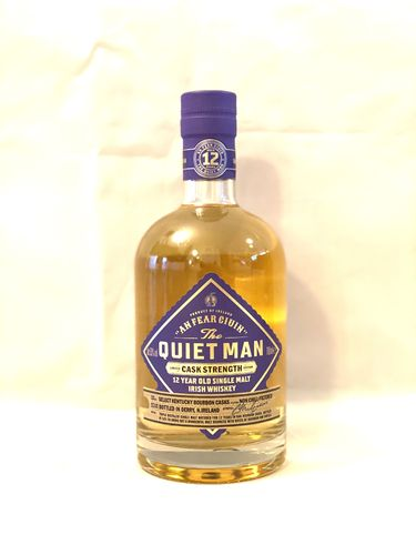 Quiet Man 12, Exlusive for Taiwan, 53%